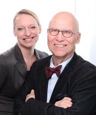 Uwe und Nina Heinemann, Unterschrift Nina